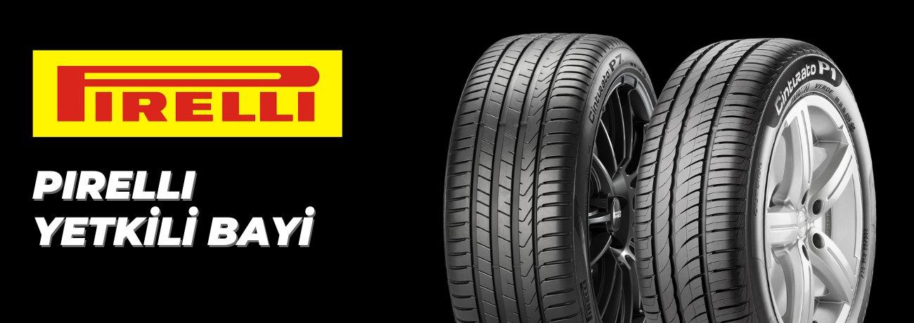 Pirelli Lastik Yetkili Bayi İzmir